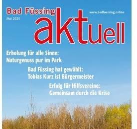 Magazin titel bfaktuell mai 20 k