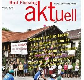 Magazin titel aug. 19